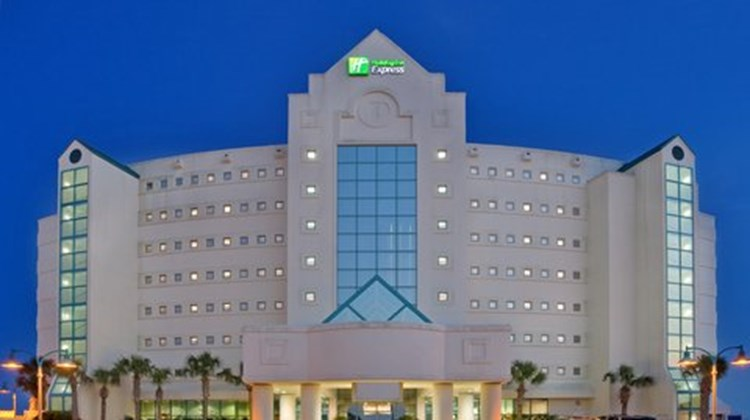 Holiday Inn Express Pensacola Beach Exterior
