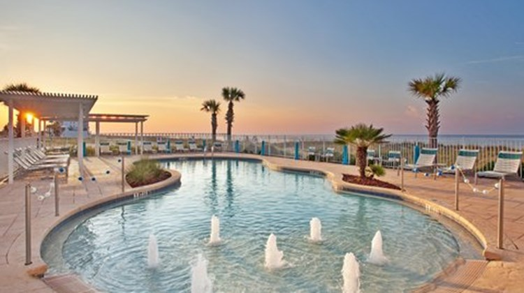 Holiday Inn Express Pensacola Beach Pool