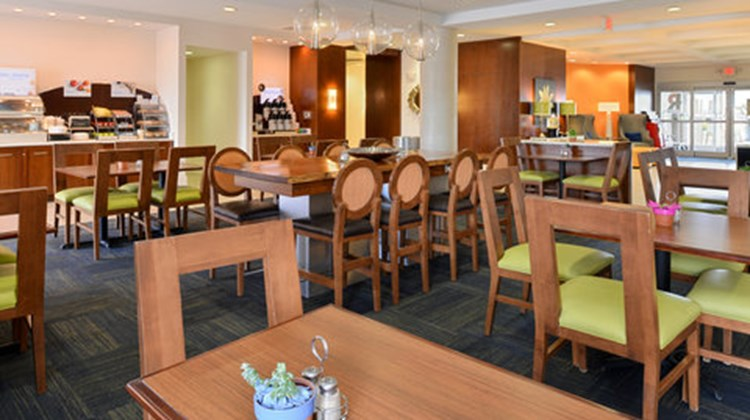 Holiday Inn Express & Suites Terre Haute Restaurant