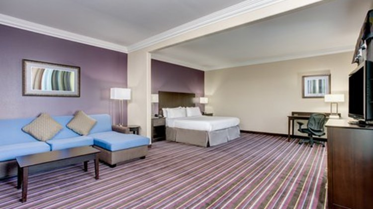 Holiday Inn Express Suites Raceland Suite