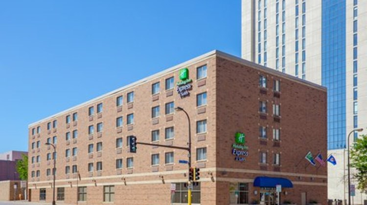 Holiday Inn Express & Suites Downtown Exterior