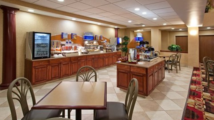Holiday Inn Express Suites Restaurant
