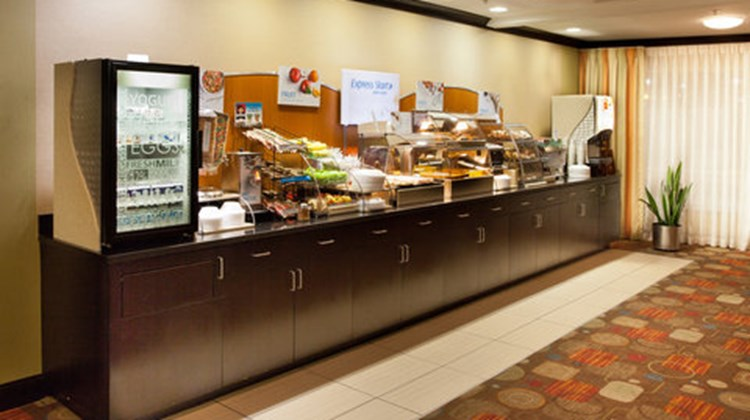 Holiday Inn Express Hotel & Suites Bixby Restaurant