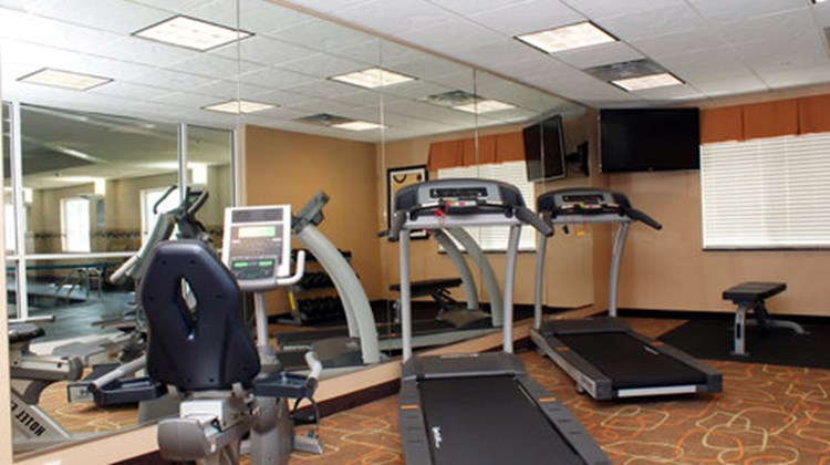 Holiday Inn Express Hotel & Suites Bixby Health Club