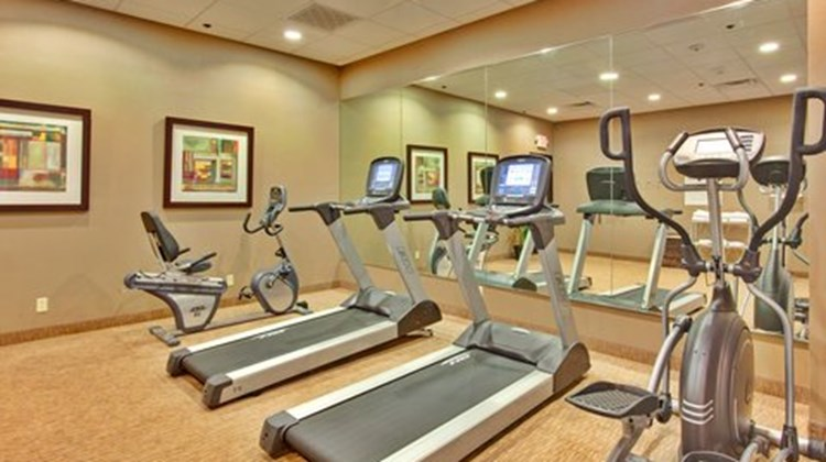 Holiday Inn Express Los Angeles Health Club