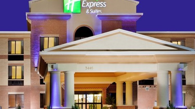 Holiday Inn Express & Suites  Exmore, VA Exterior