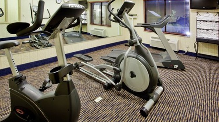 Holiday Inn Express & Suites  Exmore, VA Health Club