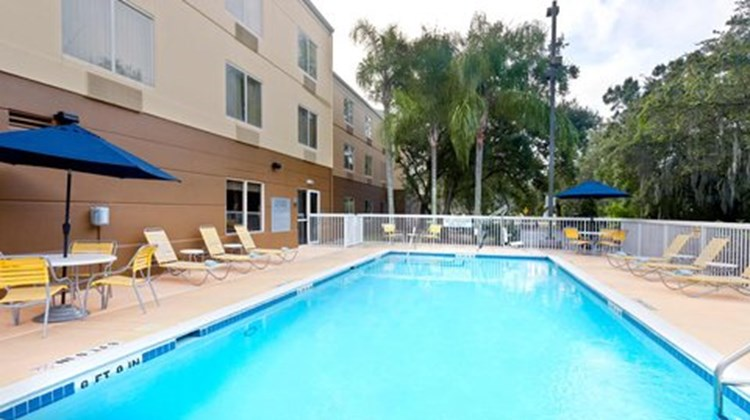 Fairfield Inn & Suites Tampa Brandon Health Club