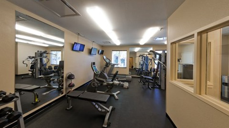 Candlewood Suites Mobile Downtown Health Club