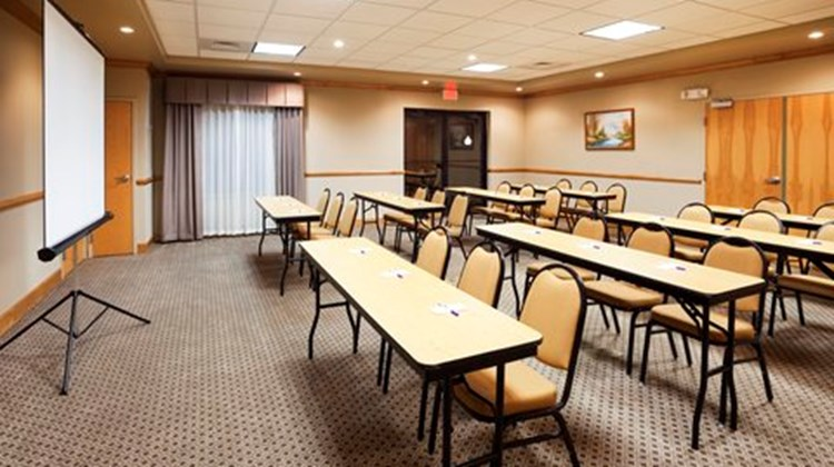 Holiday Inn Express Forest City Meeting