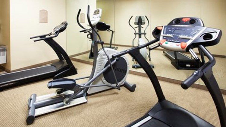 Holiday Inn Express Forest City Health Club