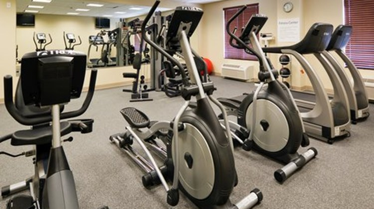 Holiday Inn Express Hotel & Suites West Health Club
