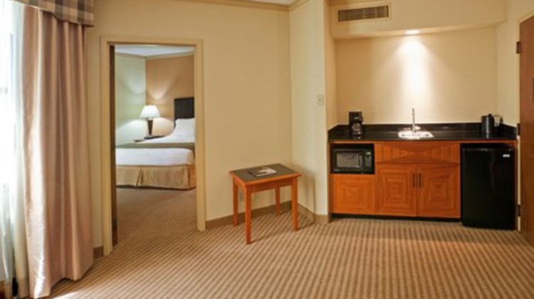 Holiday Inn Express Hotel & Suites DFW N Suite