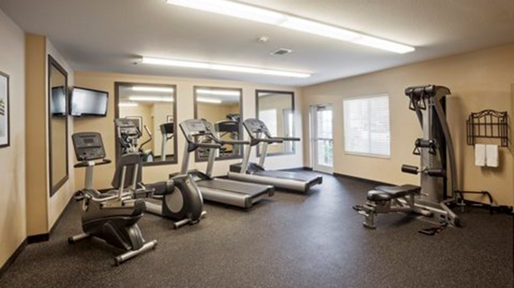 Candlewood Suites Auburn Health Club