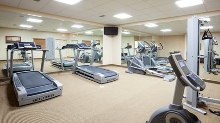 Candlewood Suites Temple Health Club
