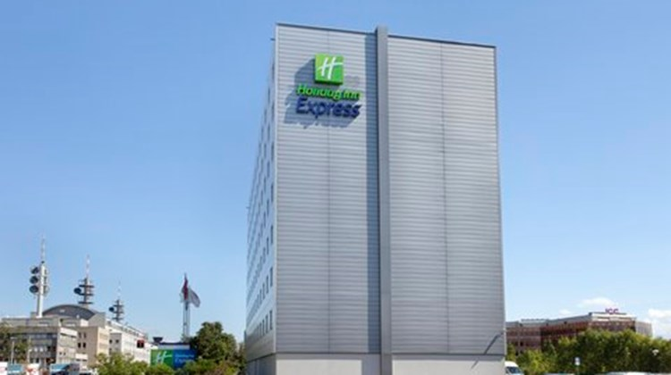 Holiday Inn Express Geneva Airport Exterior
