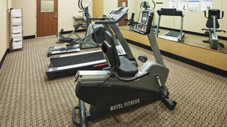Holiday Inn Express Hotel/Suites Health Club
