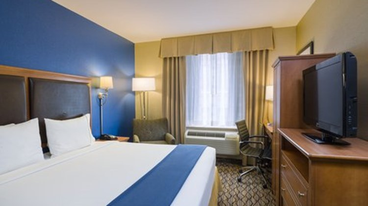 Holiday Inn Express Madison Sq Garden Room
