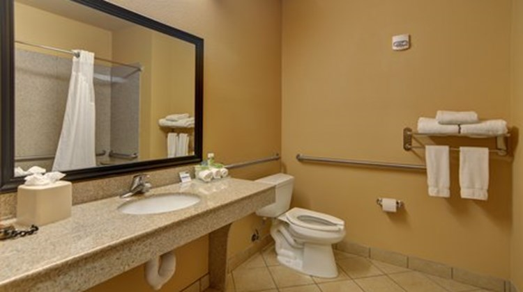 Holiday Inn Express & Suites Altus Room