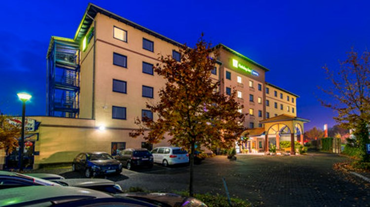 Holiday Inn Express Cologne Troisdorf Exterior