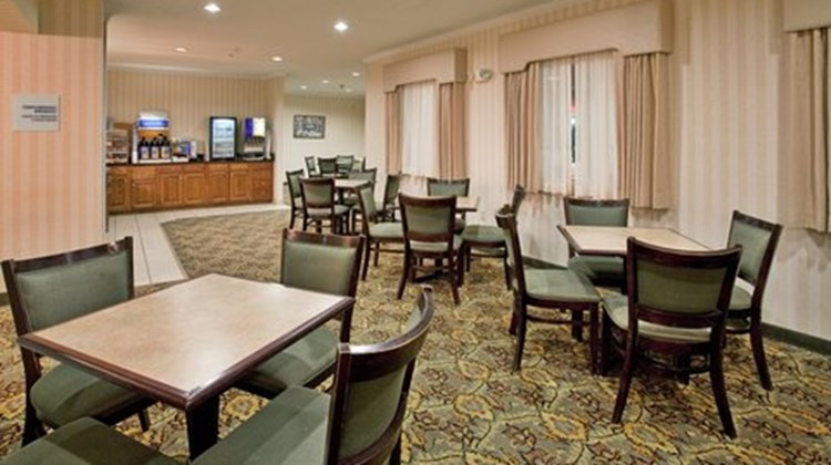 Holiday Inn Express Kirksville Restaurant