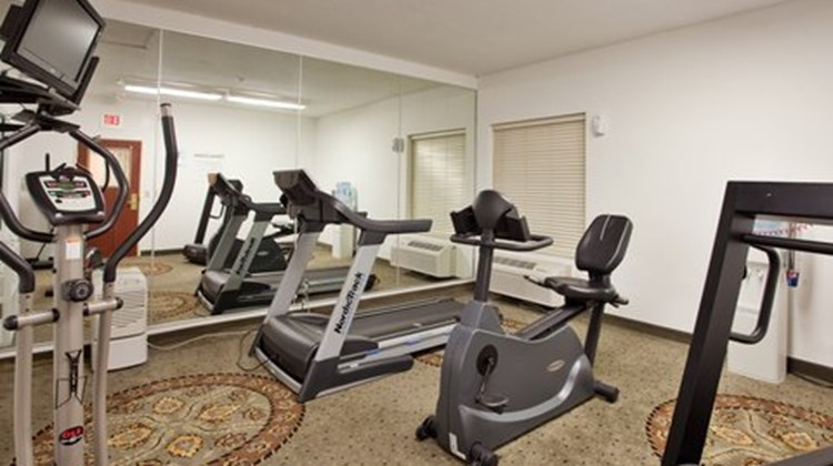 Holiday Inn Express Kirksville Health Club