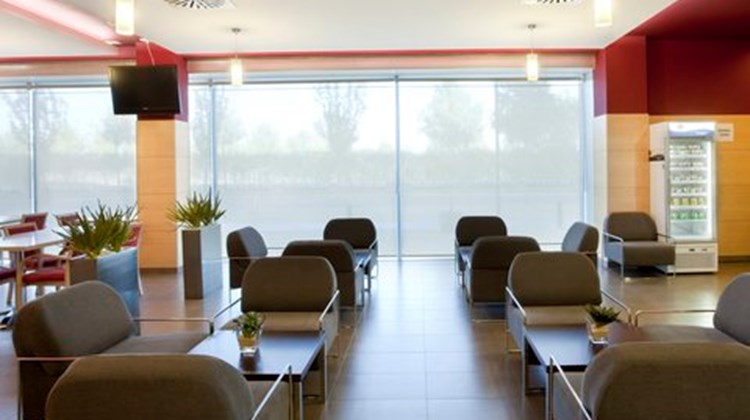 Holiday Inn Express Madrid-Getafe Lobby