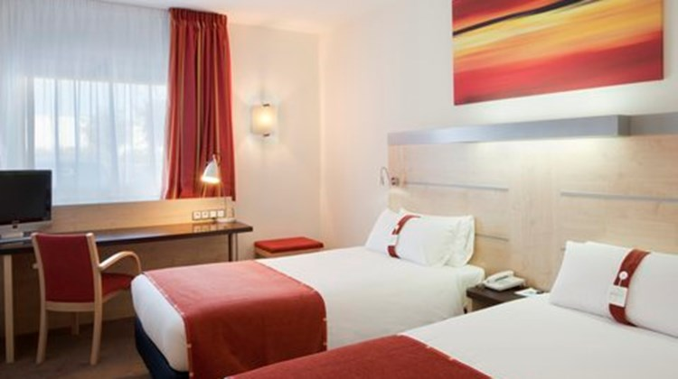 Holiday Inn Express Madrid-Getafe Room