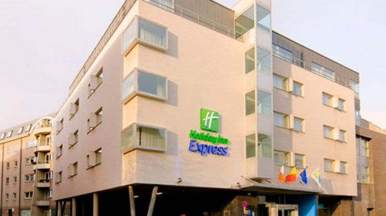Holiday Inn Express Mechelen City Centre Exterior