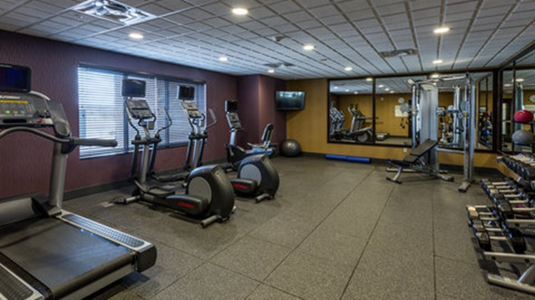 Holiday Inn Express & Suites Billings Health Club