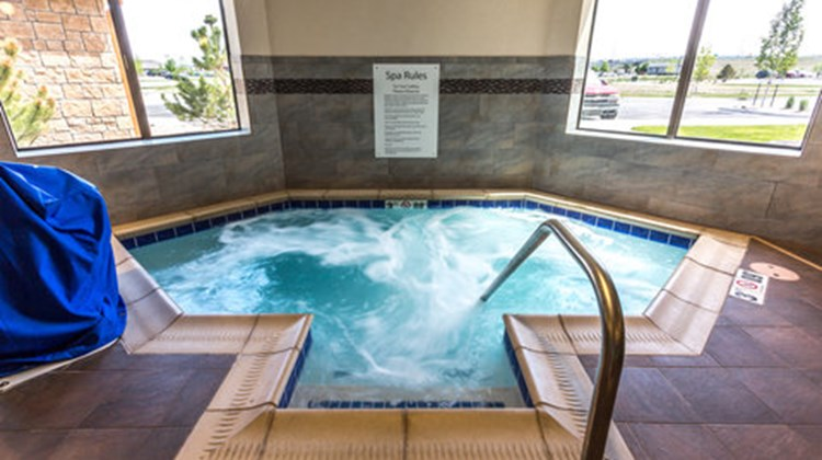 Holiday Inn Express & Suites Billings Spa