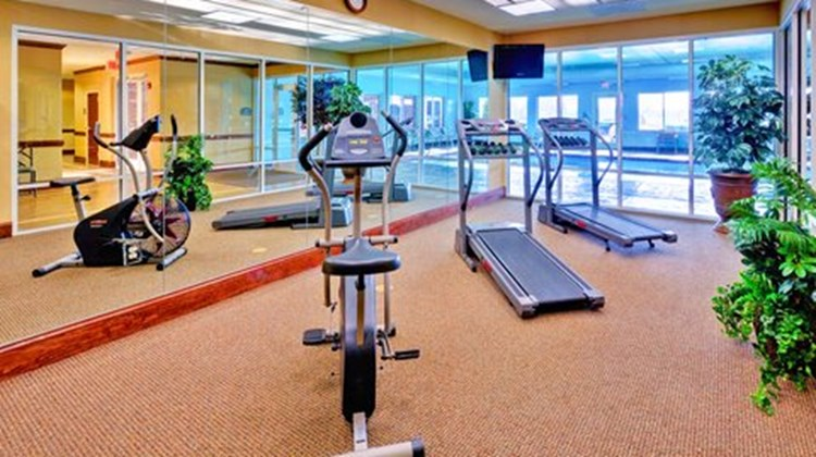 Holiday Inn Express Millington Health Club