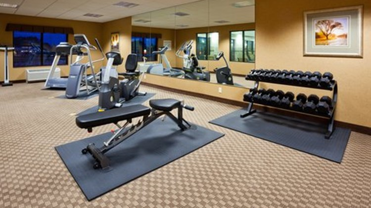 Holiday Inn Express and Suites Health Club
