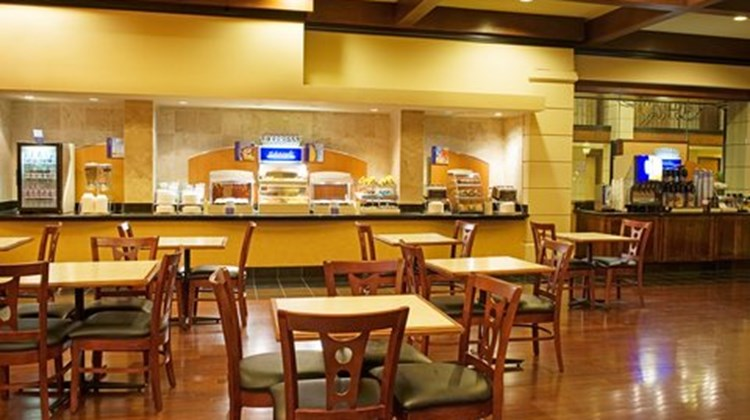 Holiday Inn Express Hotel & Suites DFW N Restaurant