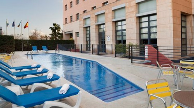 Holiday Inn Express-Ciudad las Ciencias Pool