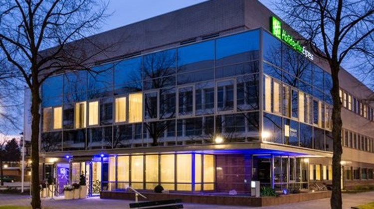 Holiday Inn Express Amsterdam South Exterior