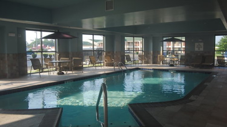 Holiday Inn Express & Suites Covington Pool