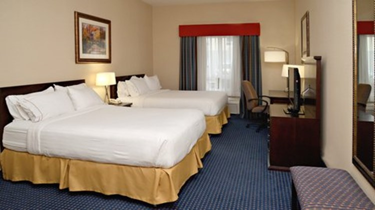 Holiday Inn Express Hotel & Suites Edson Room