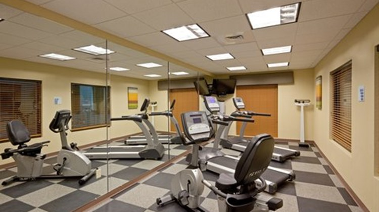 Holiday Inn Express Malone Health Club