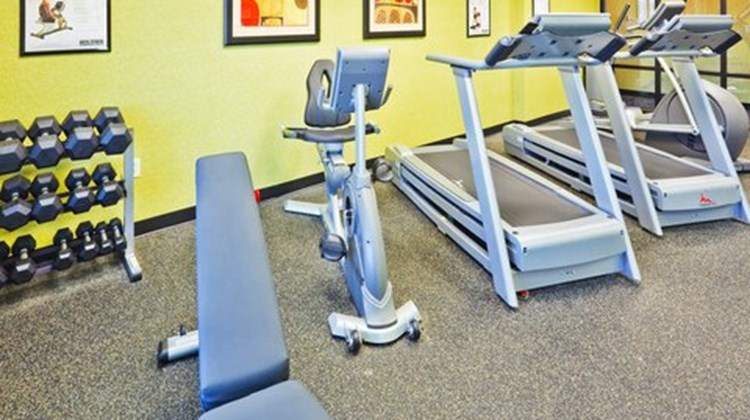 Holiday Inn Express Ooltewah Health Club