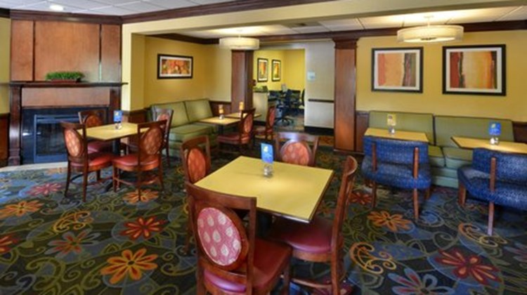 Holiday Inn Express Richmond Restaurant