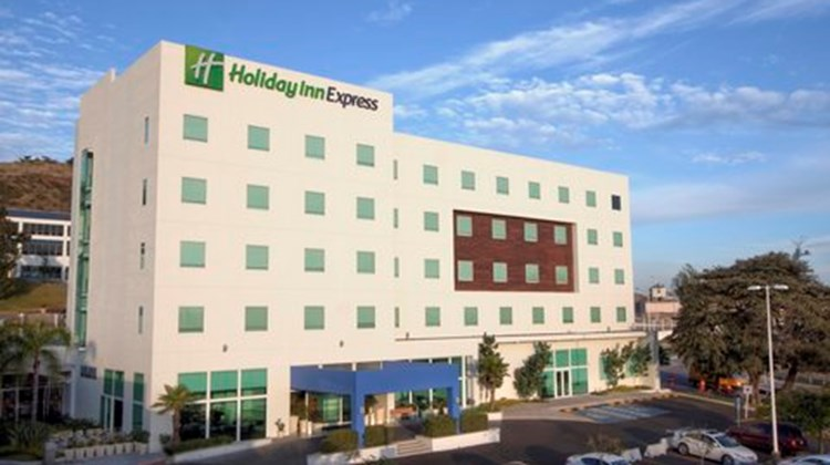 Holiday Inn Express Guadalajara Iteso Exterior