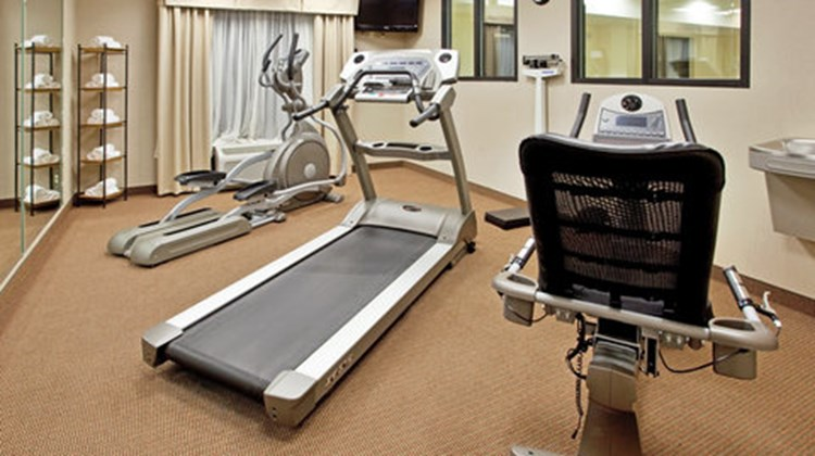 Holiday Inn Express & Suites Hardeeville Health Club
