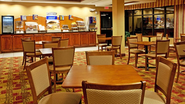 Holiday Inn Express & Suites Hardeeville Restaurant