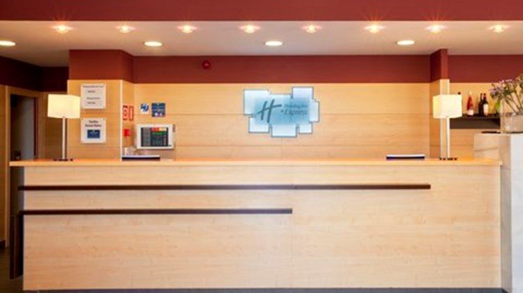 Holiday Inn Express Malaga Airport Lobby