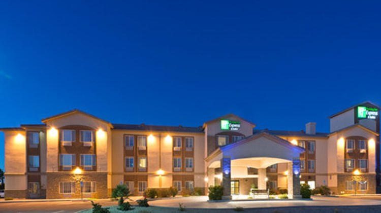 Holiday Inn Express Hotel Casa Grande Exterior