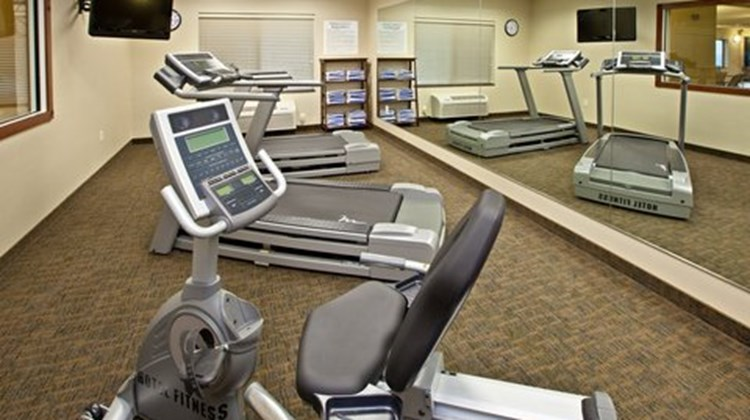 Holiday Inn Express and Suites Ripley Health Club