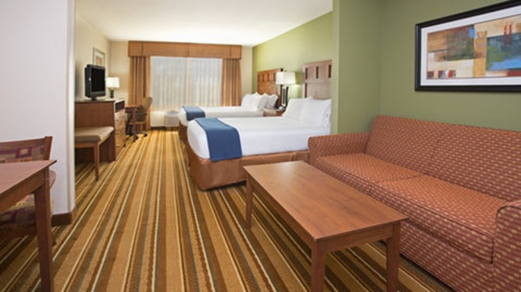 Holiday Inn Express & Stes Entrada Park Suite