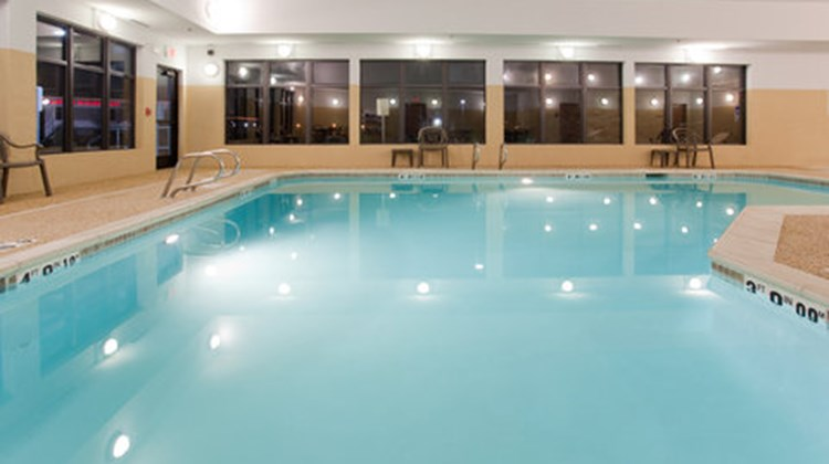 Holiday Inn Express SLC Airport East Pool
