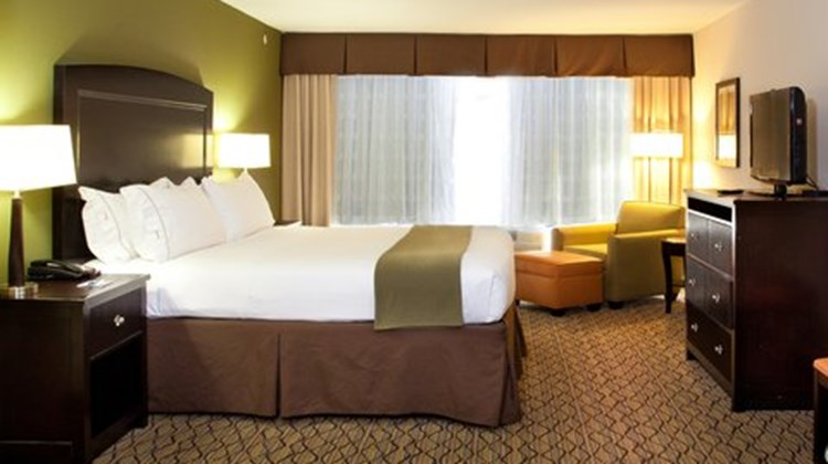Holiday Inn Express Hotel & Suites Bixby Room
